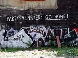 Partysvensker - Go to MONO i Oslo!